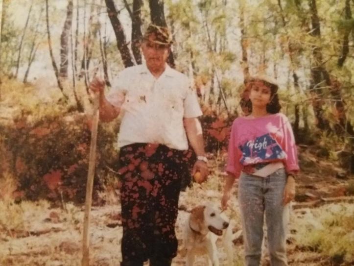 Carla Avo e Bambi Malhada