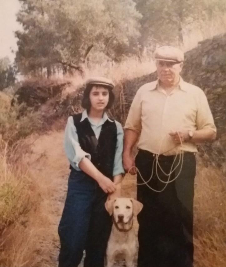 Cristina Bambi e Manel Malhada