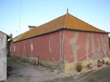 Lateral poente/ sul da casa original